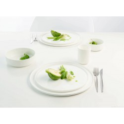 Assiette ronde dessert 21 cm OCO