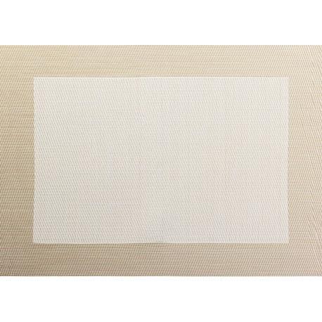 SET PVC BLANC 33*46