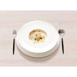 Assiette à soupe Atable