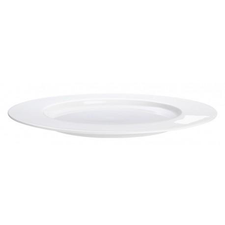 Assiette à rebord dessert 24 cm À TABLE