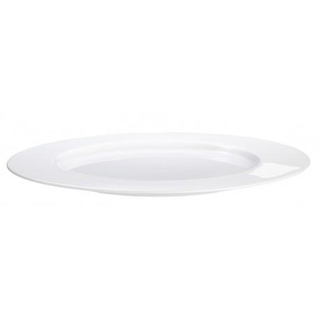 Assiette à rebord 28 cm À TABLE