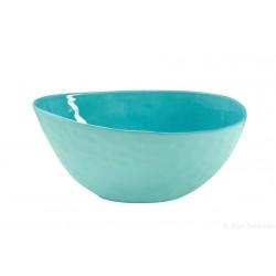 saladier 25*18 turquoise ALAPLAGE
