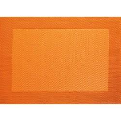 set en PVC orange